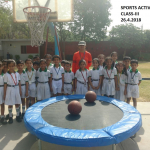 Sports Activity Class III April (2)