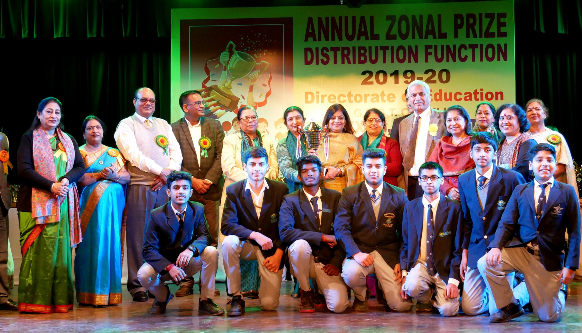 Annual Zonal Prize Distribution