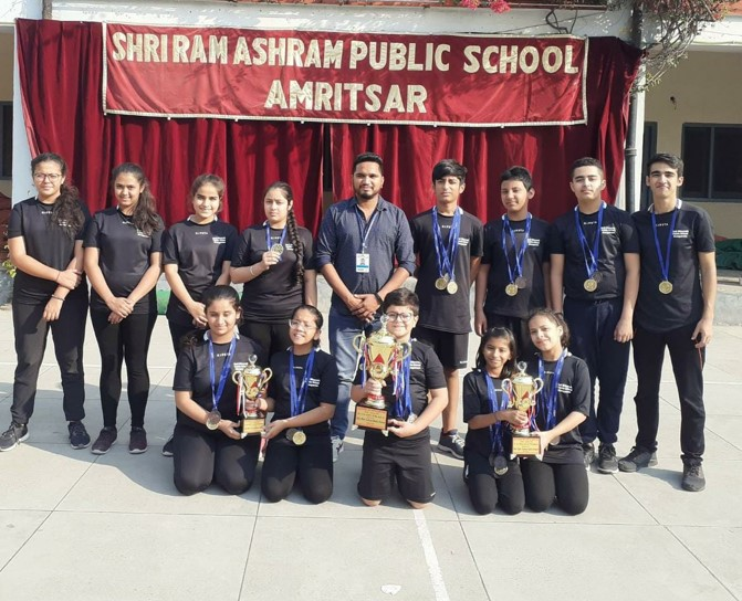 CBSE National Rope Skipping Championship
