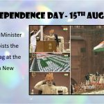 INDEPENDENCE DAY- 15th August